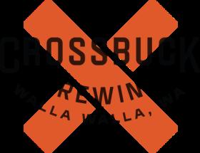 crossbuck logo